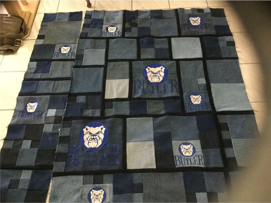 Butler-bulldogs-applique-embroidery-quilt
