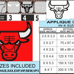 Chicago-Bulls-applique-design-infochart