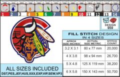chicago-sports-mashup-embroidery-design-infochart
