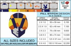 las-vegas-aviators-embroidery-design-infochart