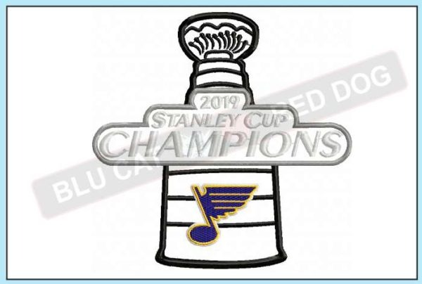 blues-2019-cup-champions-applique-design-blucatreddog.is