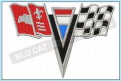 Corvette-1963.nose-emblem-embroidery-design-blucatreddog
