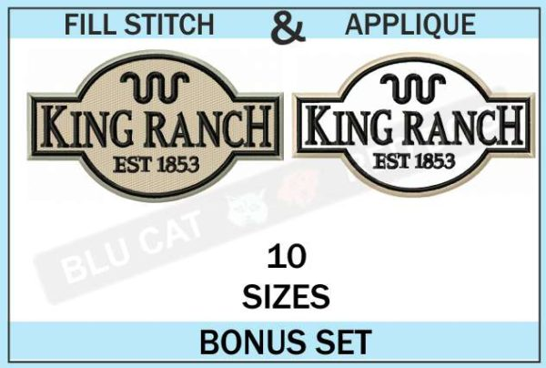 Ford-king-ranch-logo-set-blucatreddog.is