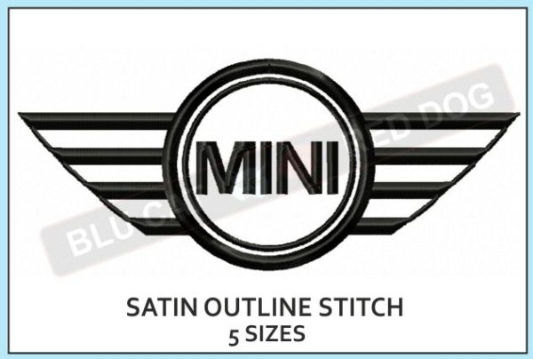 mini-cooper-logo-outline-BLUCATREDDOG.IS