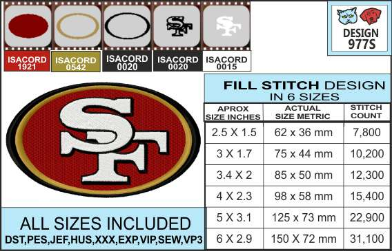 SF-49ers-embroidery-design-infochart