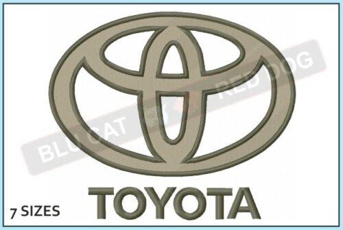 toyota-embroidery-logo-blucatreddog.is