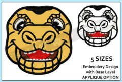 chance-gila-monster-embroidery-design-blucatreddog.is