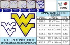 west-virginia-university-applique-design-infochart