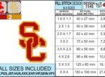 SC-college-logo-embroidery-design-infochart