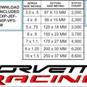 corvette-racing-c7-embroidery-design-infochart