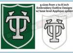 tulane-university-embroidery-logo-blucatreddog.is