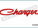 Dodge-charger-embroidery-script-blucatreddog.is