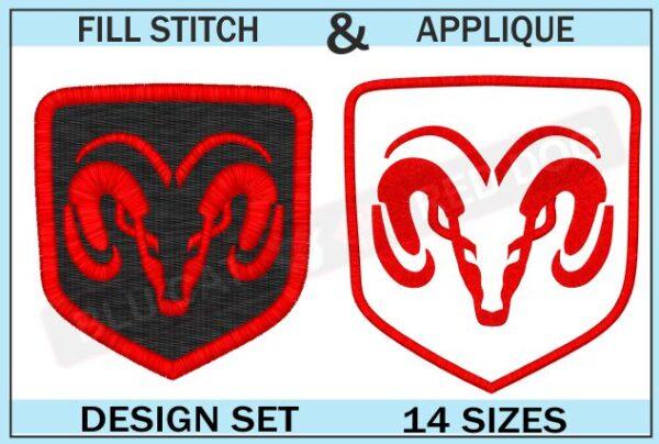 dodge-ram-LOGO-embroidery-set-blucatreddog.is