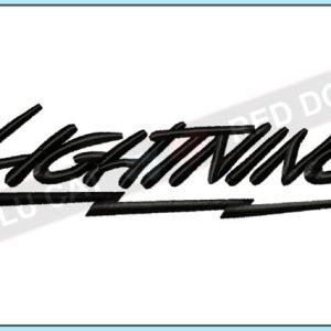 ford-lightning-embroidery-logo-blucatreddog.is