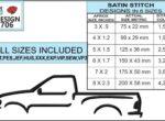 Ford-truck-lightning-embroidery-outline-infochart