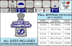 tampa-bay-champions-embroidery-design-infochart