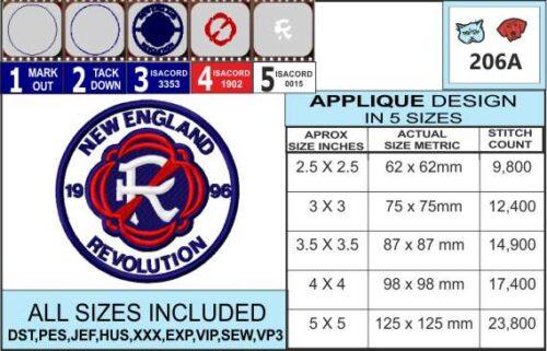 new-england-revolution-embroidery-design-infochart