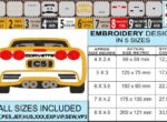 corvette-c5-rearview-embroidery-design-infochart